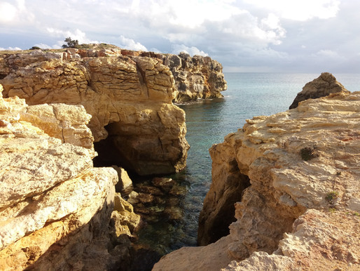 GR 223, Menorca 1.