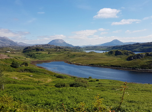 Skotský sever 3