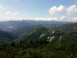 hory v Asturii