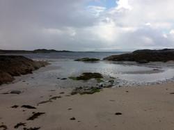 pobřeží okolo Arisaig a Mallaig