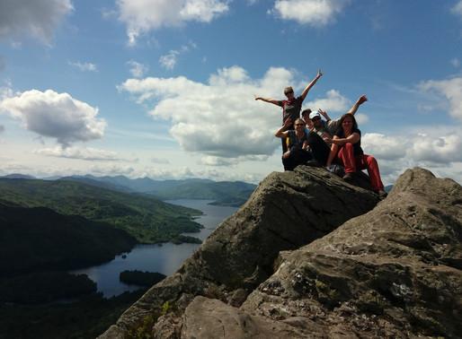 Isle of Skye v červnu 1