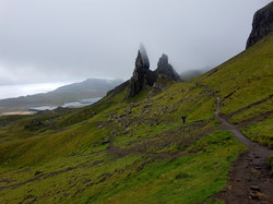 AOld Man of Storr