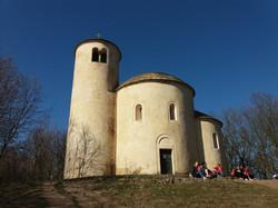 Rotunda na vrcholu