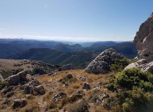 Sentiero Italia, Sardinie 8.
