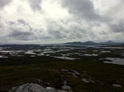 pohled na Severní Uist