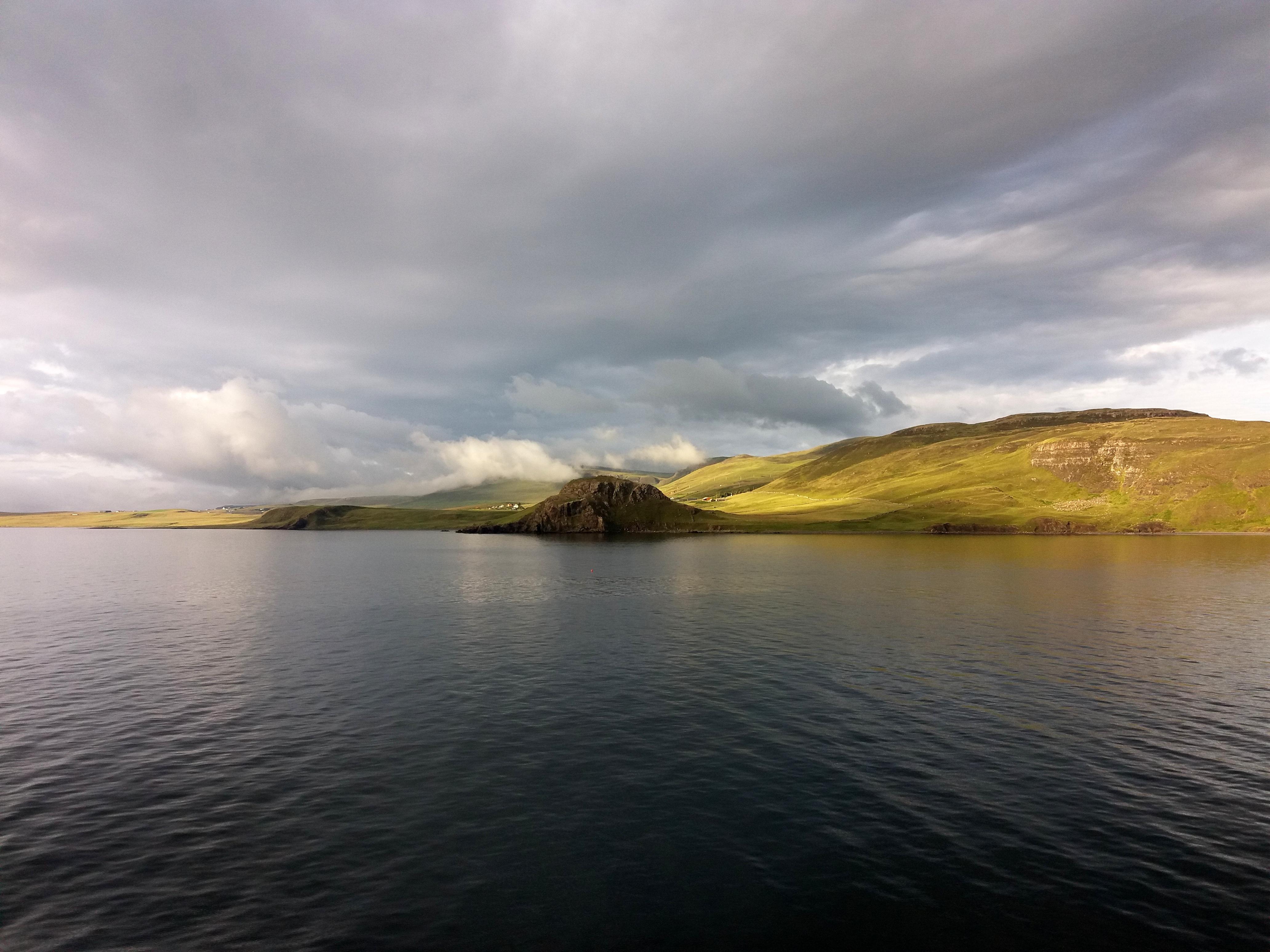 goodbye Isle of Skye