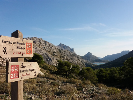 GR 221, Mallorca 5.