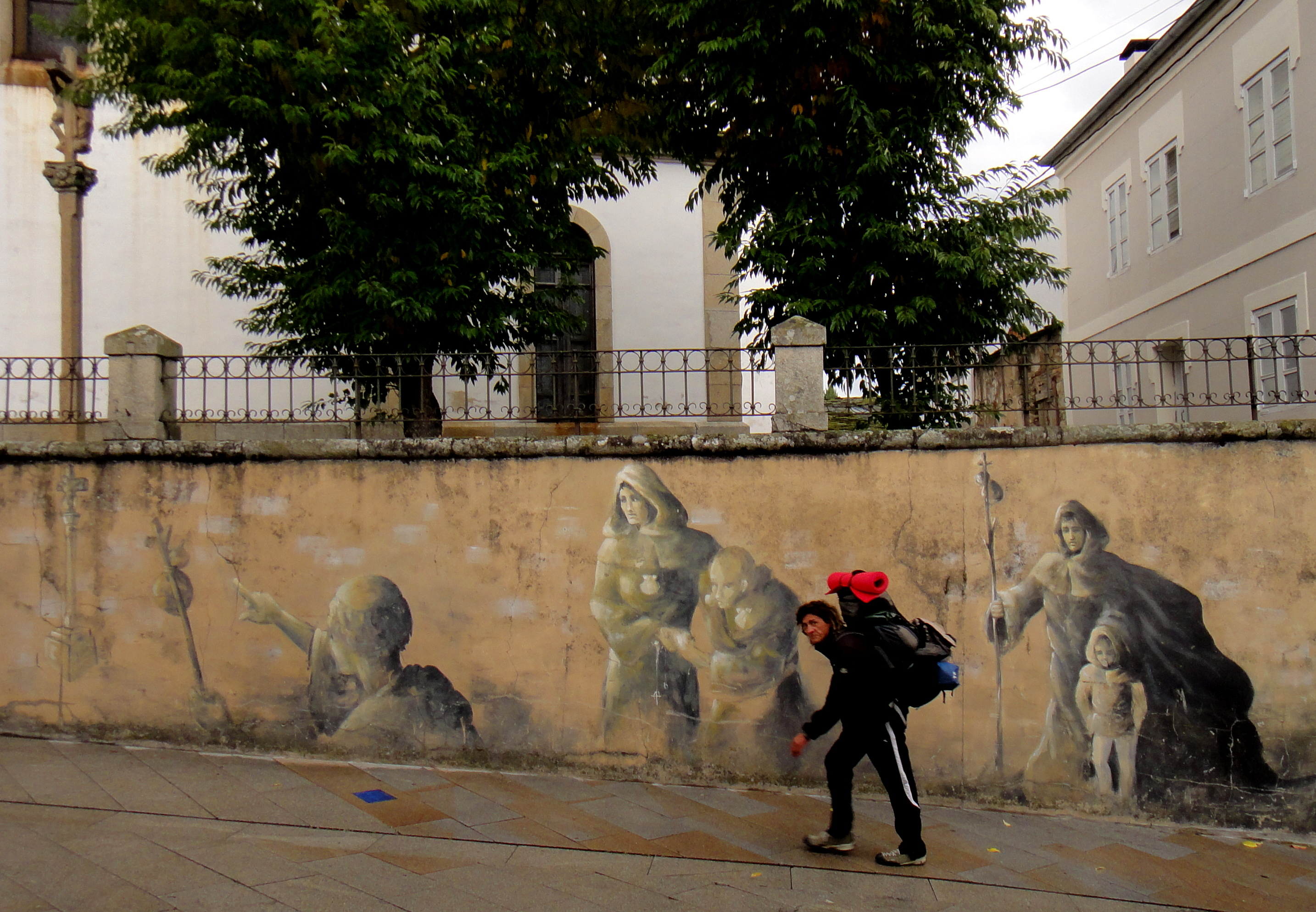 Camino di Santiago de Compostela
