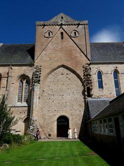 klášter Pluscarden