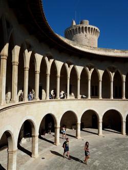 hrad v Palma