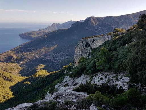 Mallorca, GR 221 - 3/4