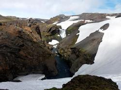 Island kolem dokola