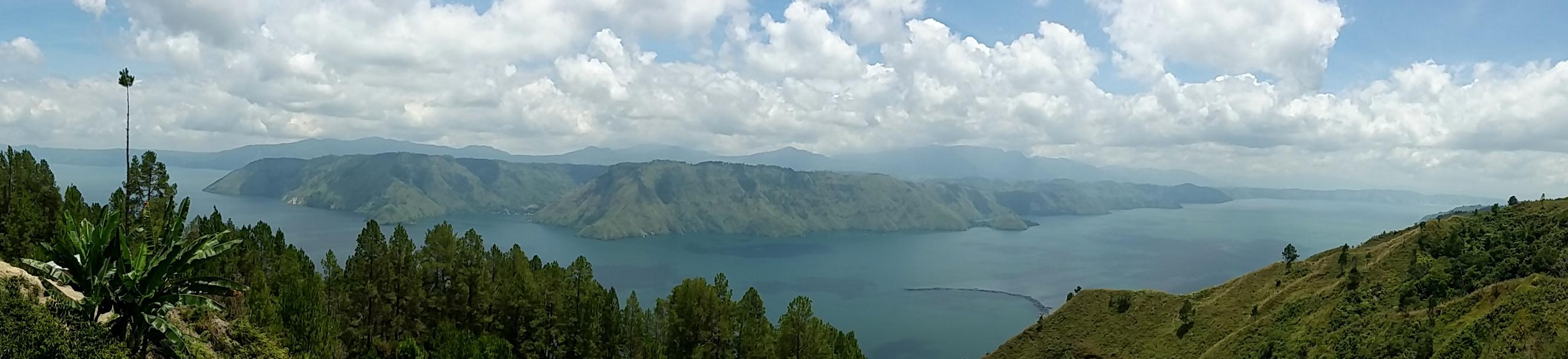 okolo jezera Toba