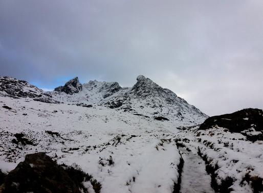 Cobbler, 884 m n. m.