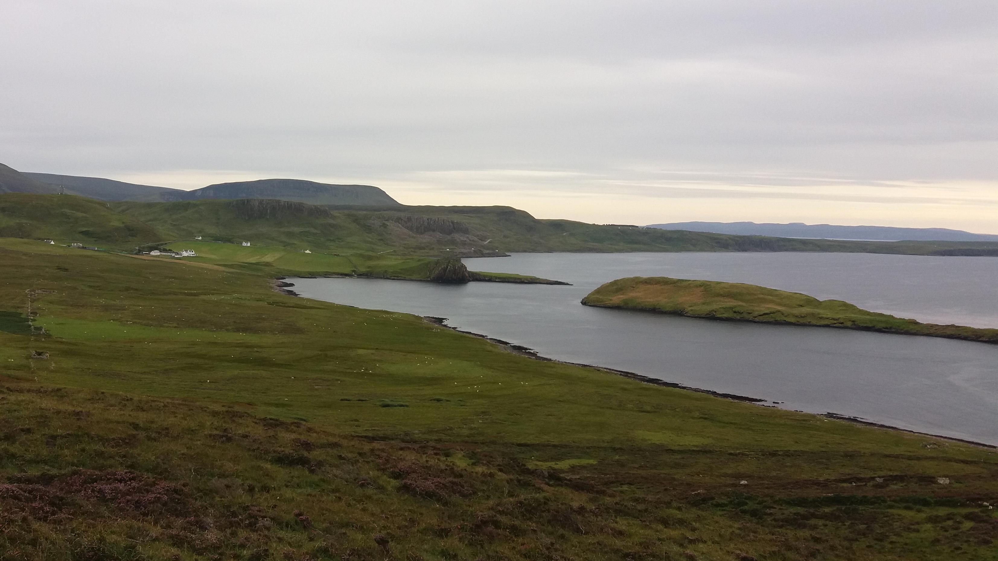 sever Isle of Skye