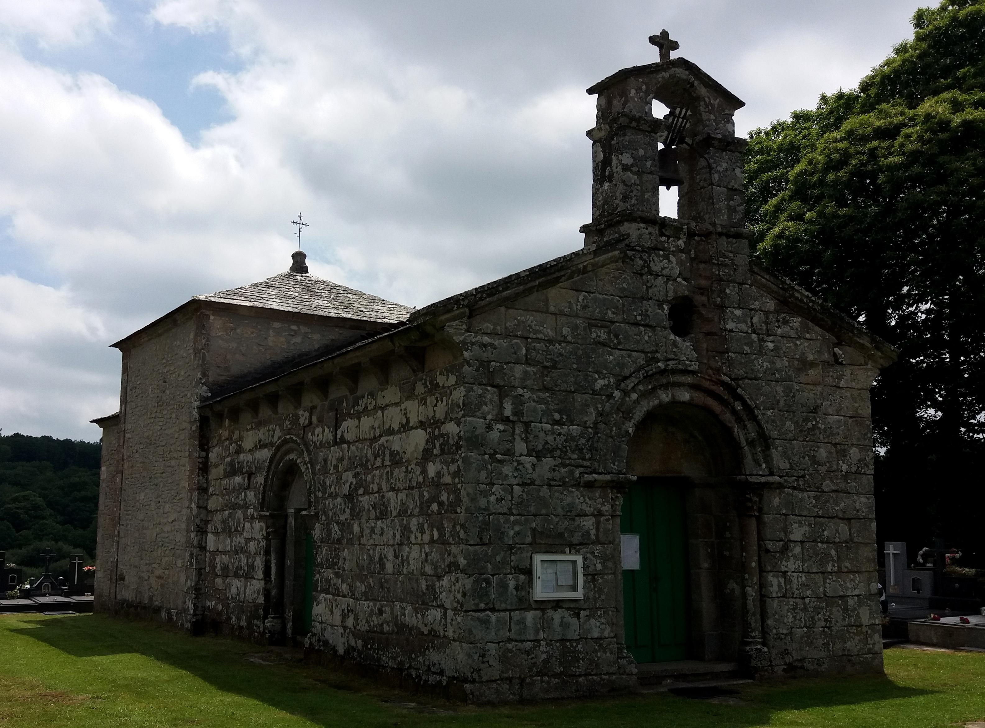 a další kostel.