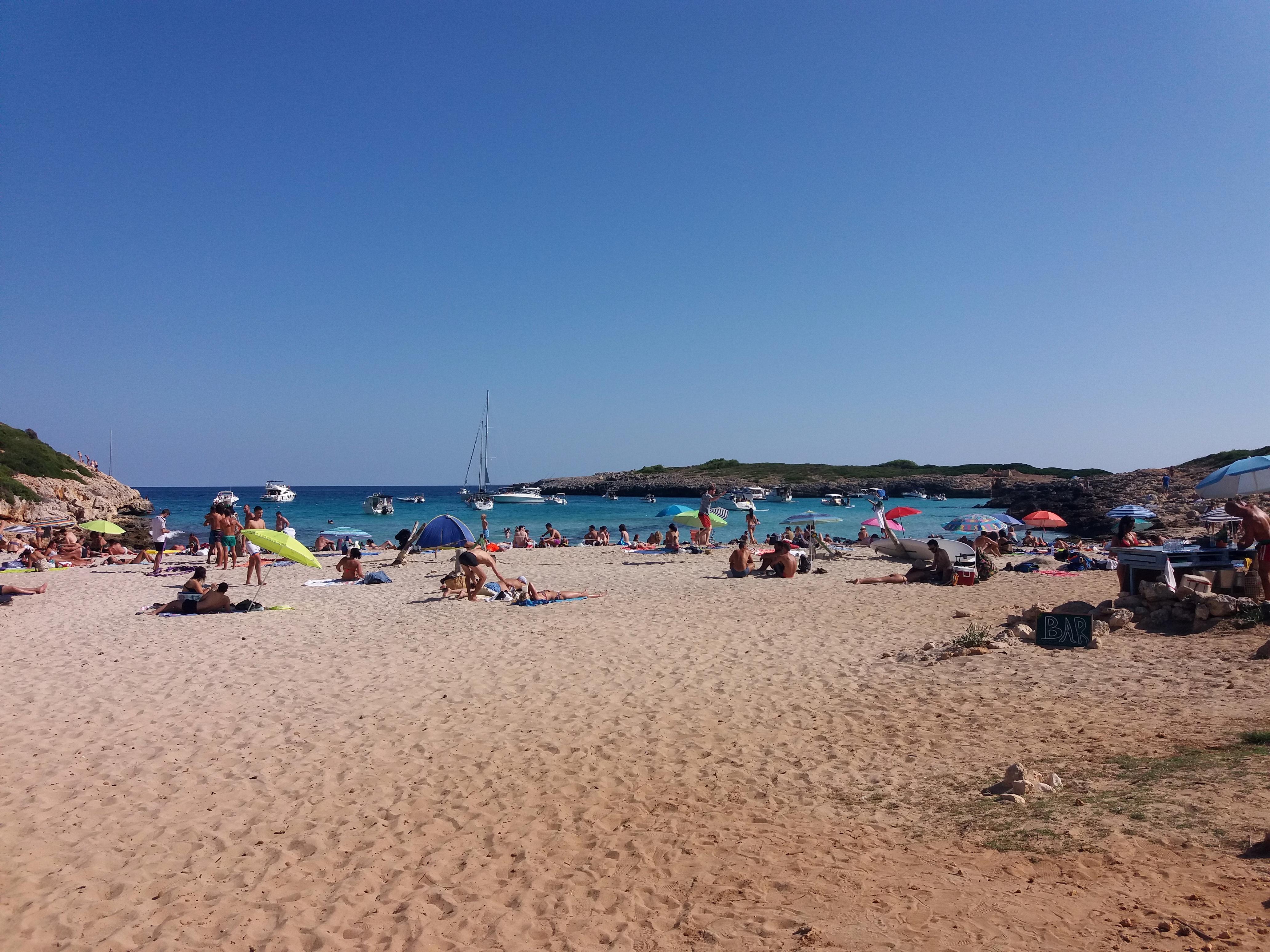 Mallorca neaktivně