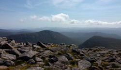 výhled na Cairngorms