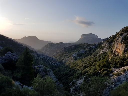 Mallorca, GR 221 - 2/4