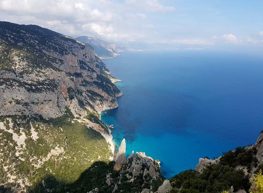 Treking na Sardinii 10.