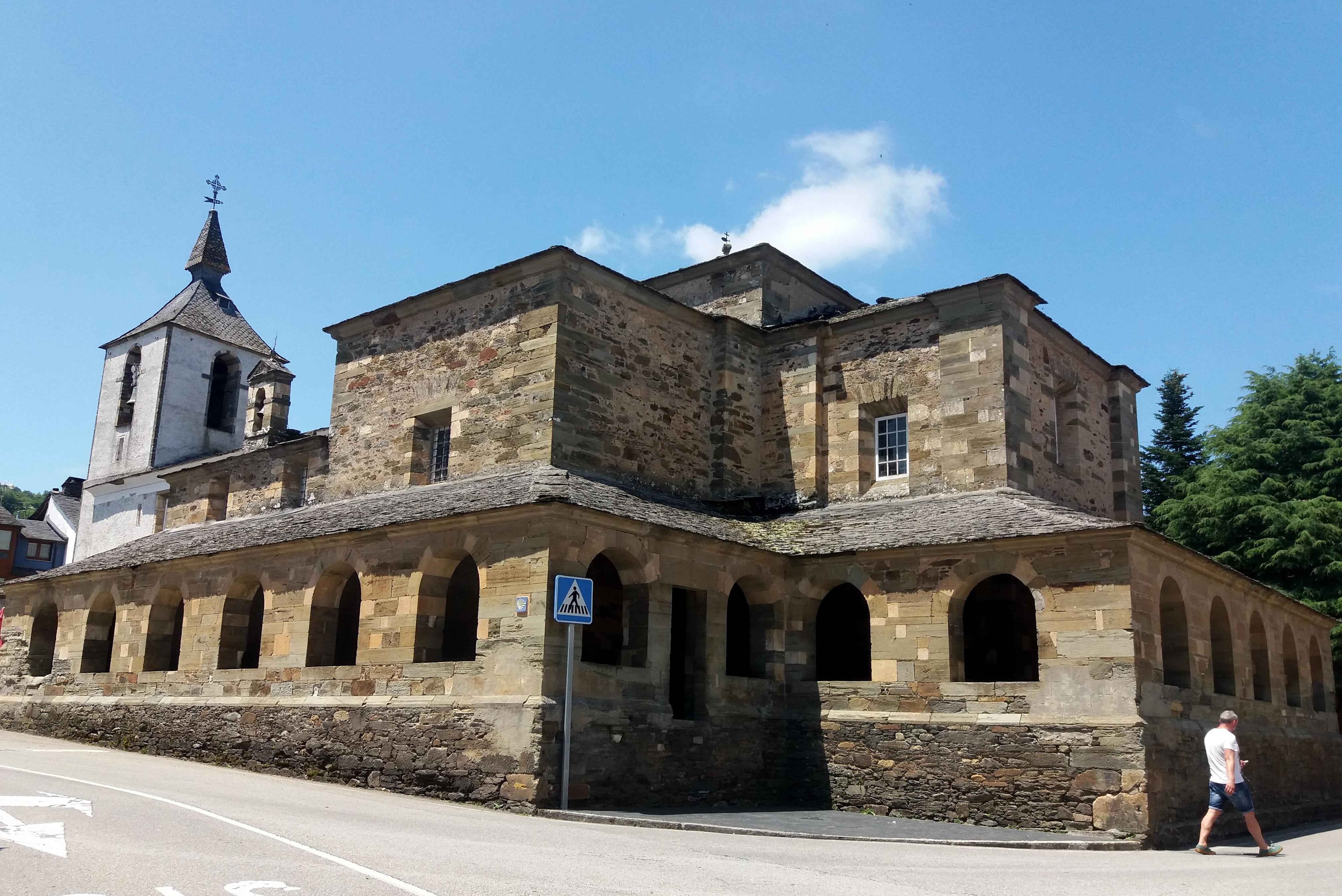 další kostel