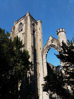 Katedrála v Dunkeld