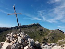na Puig de Galilea