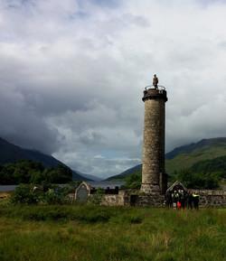 památník Glenfinnan