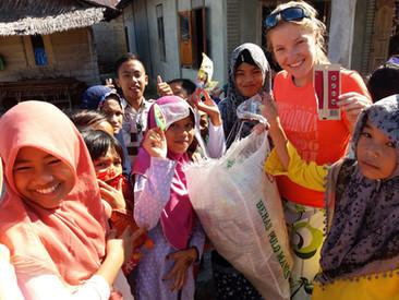 V Indonésii