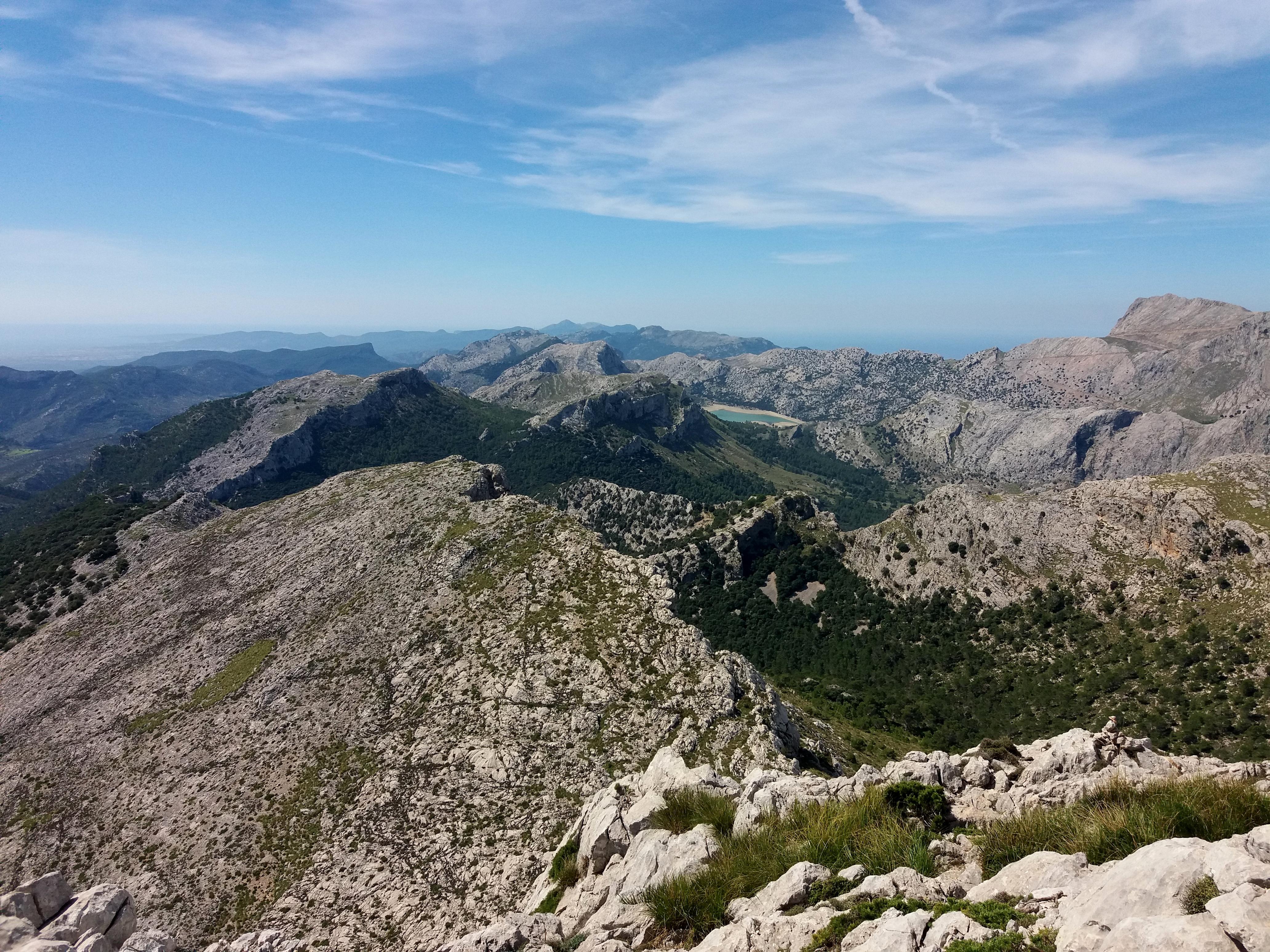 na vrchol Massanela