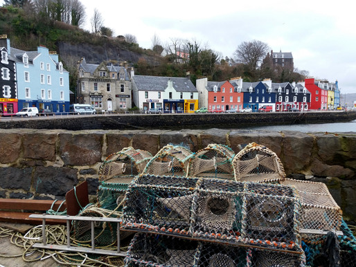 Isle of Mull, Skotsko