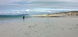 pláže na Berneray