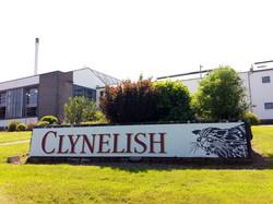 Ve whiskárně Clynelish