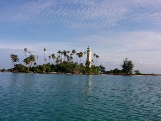 Ostrovy v souostrovíPulau Banyak