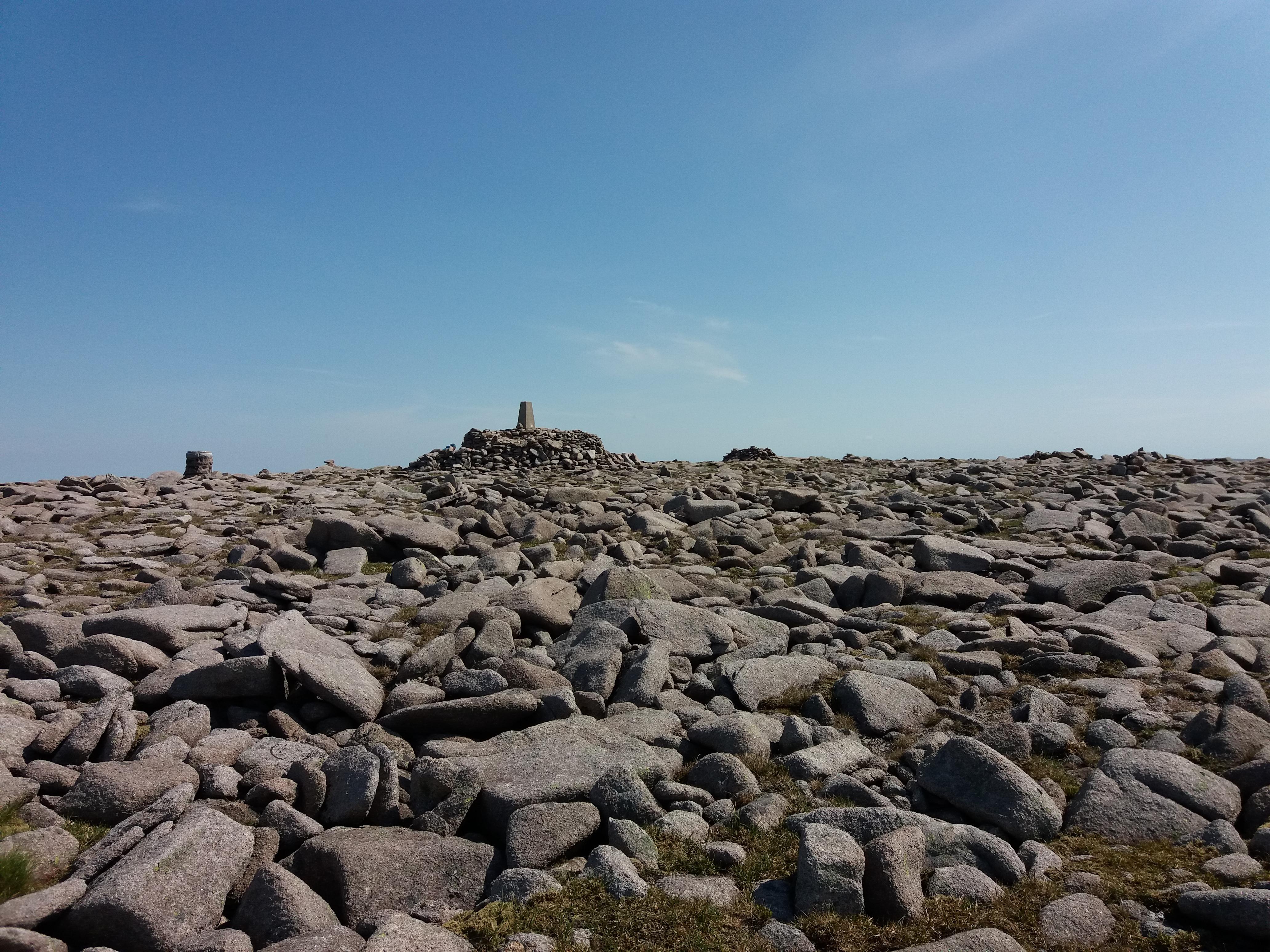 Ben Macdui: 2. nejvyšší hora UK