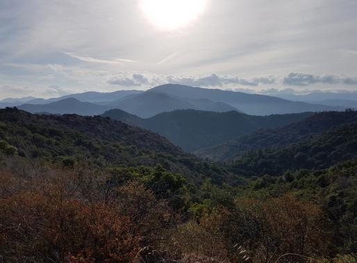 Sentiero Italia, Sardinie 5.