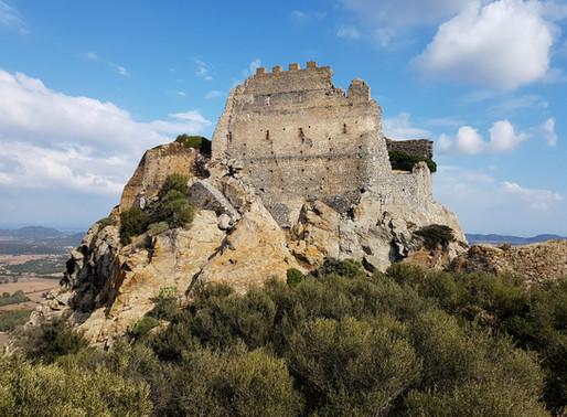 Treking na Sardinii 13.
