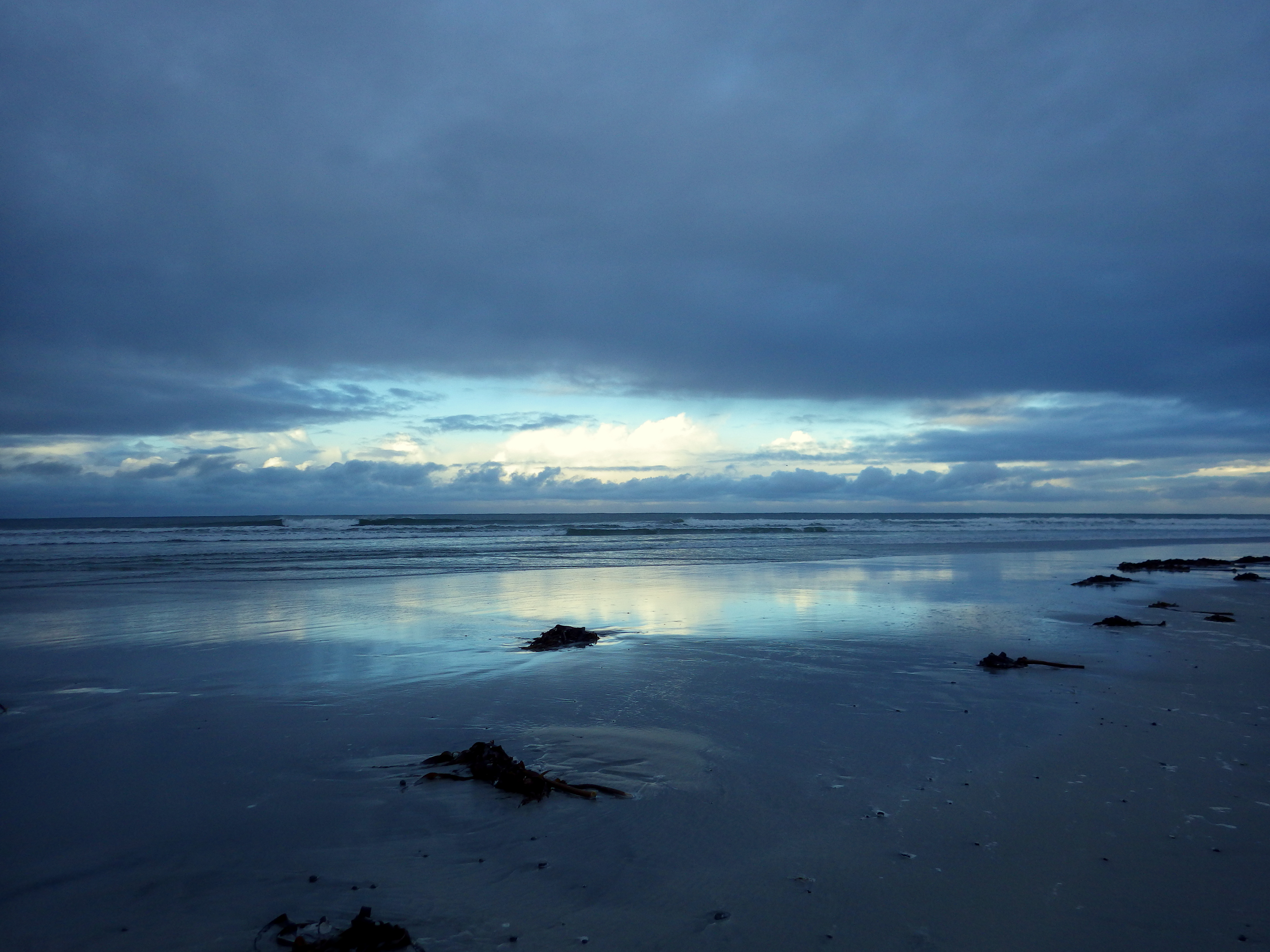 pláže na Vnějších Hebridách