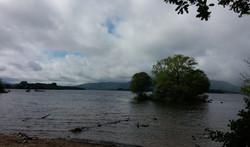 Výlet k Loch Lomond