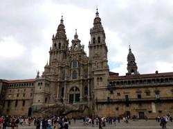 Katedrála v Santiagu