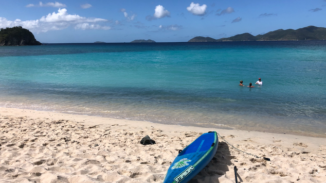 Adventures in the British Virgin Islands (B.V.I.)