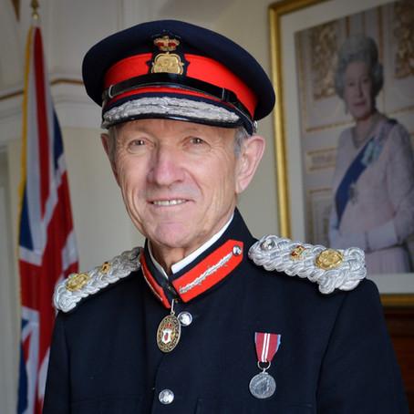 Farewell From Sir Henry Aubrey-Fletcher