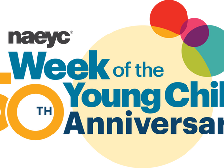 Week of the Young Child 2021 at Climbing Tree Community School