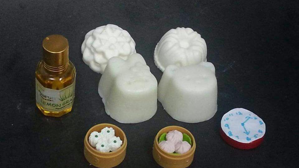 家庭版手工皂