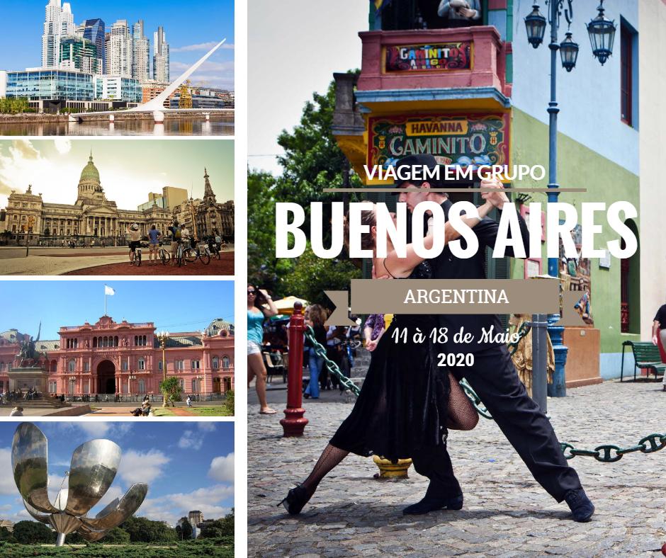 Viagem em Grupo Buenos Aires