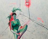 IN MY WHITE CORNER_painting_180x140cm_20