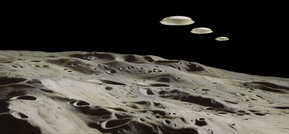 Jettison. Moonscape №3