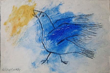Птичка | Юлия Агеносова