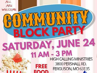 Join us for the HCM Block Party!