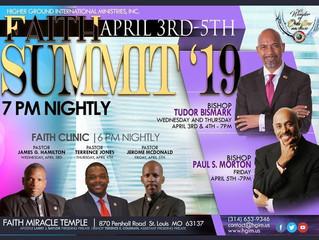 Faith Summit 2019